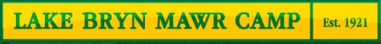 Lake Bryn Mawr Camp