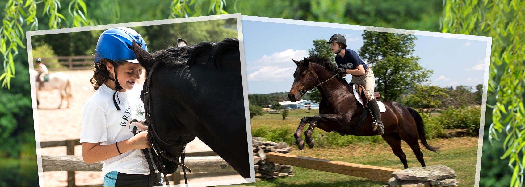 Horseback Riding at LBMC