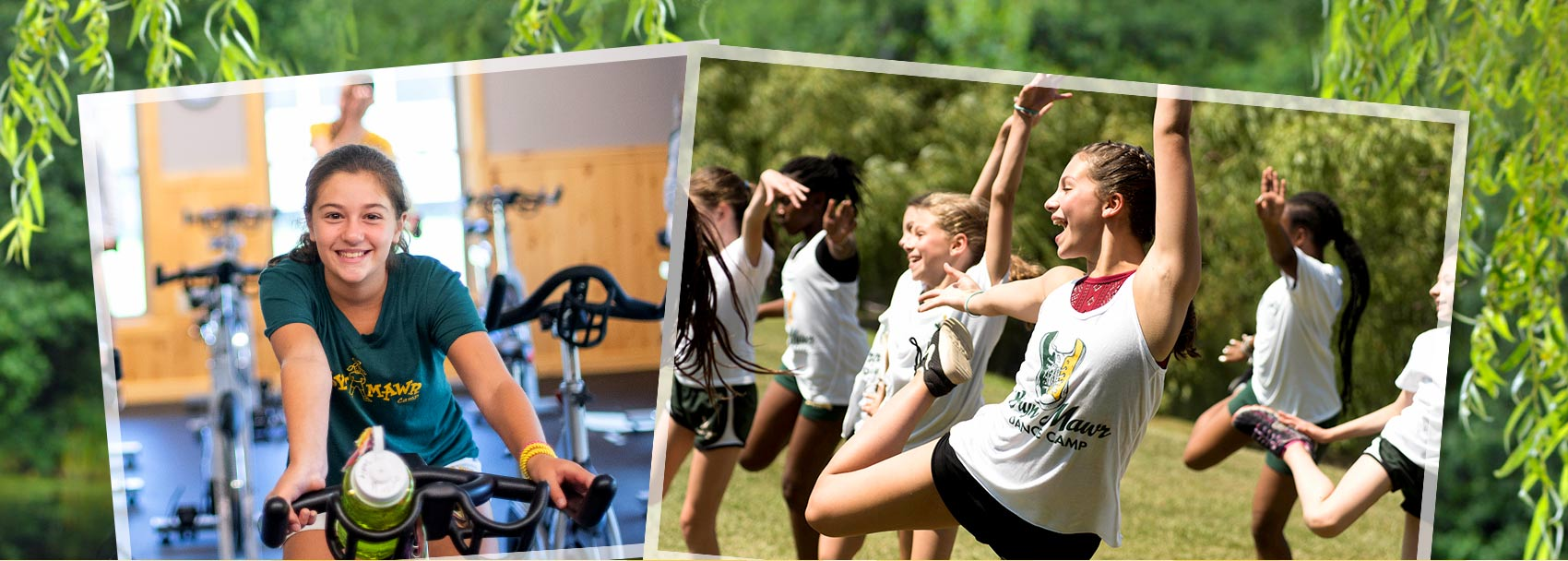 Dance and Fitness at Camp Bryn Mawr